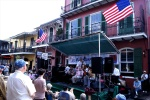 Jazz per le strade del French Quarter